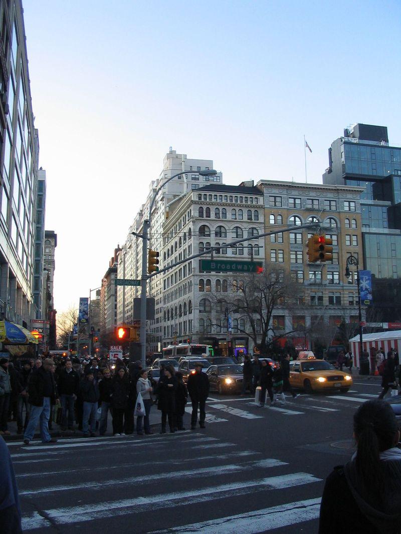 BroadwayStreetScene