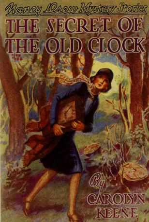 Nancy drew-old clock