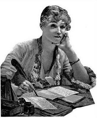 Woman-writer2