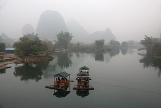 Yangshuo River2
