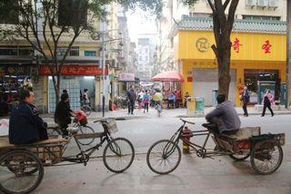 Guangzhou Bikes