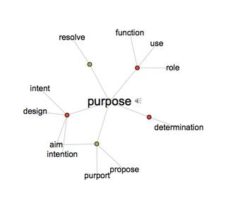 A look at purpose