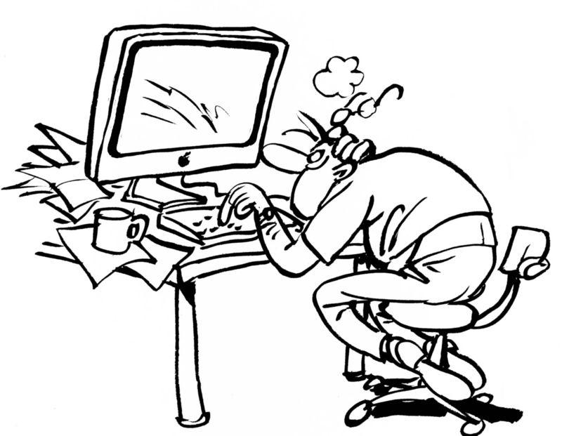 Computerposition