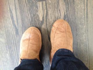 Husband-mandatedfootwear