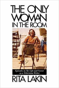 Only woman in room
