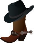 LK1 Cowboy Boot