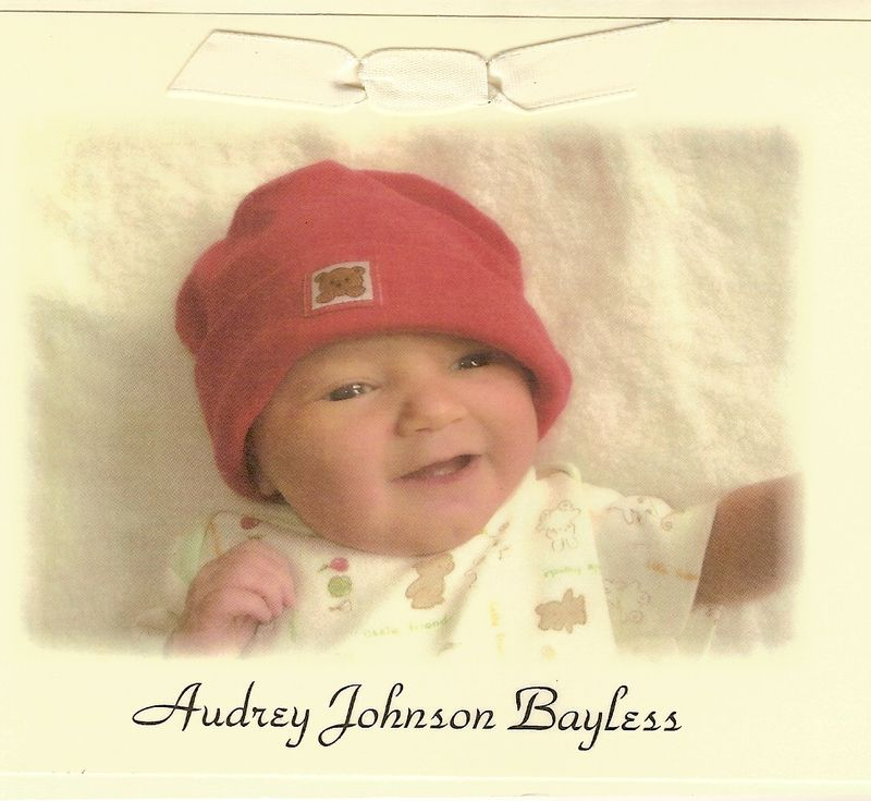 Audrey Johnson Bayless
