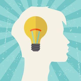 Lightbulb in Head